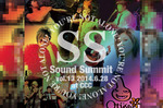 Sound Summit vol.13(@福岡・春吉 Cotton Club Cafe/2014.06.28)